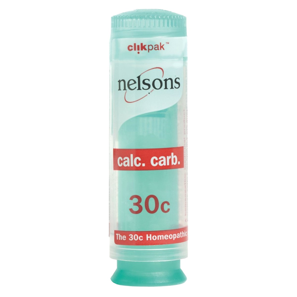 Nelsons Calc Carb Clikpak Tablets