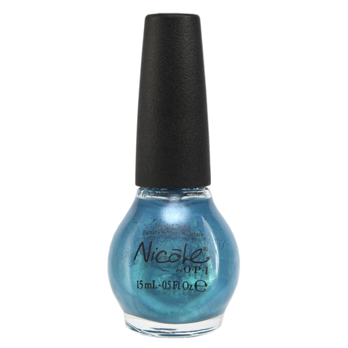 Nicole By OPI Nail Polish - Blue Lace