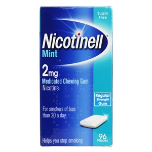 Nicotinell Mint Chewing Gum 2mg