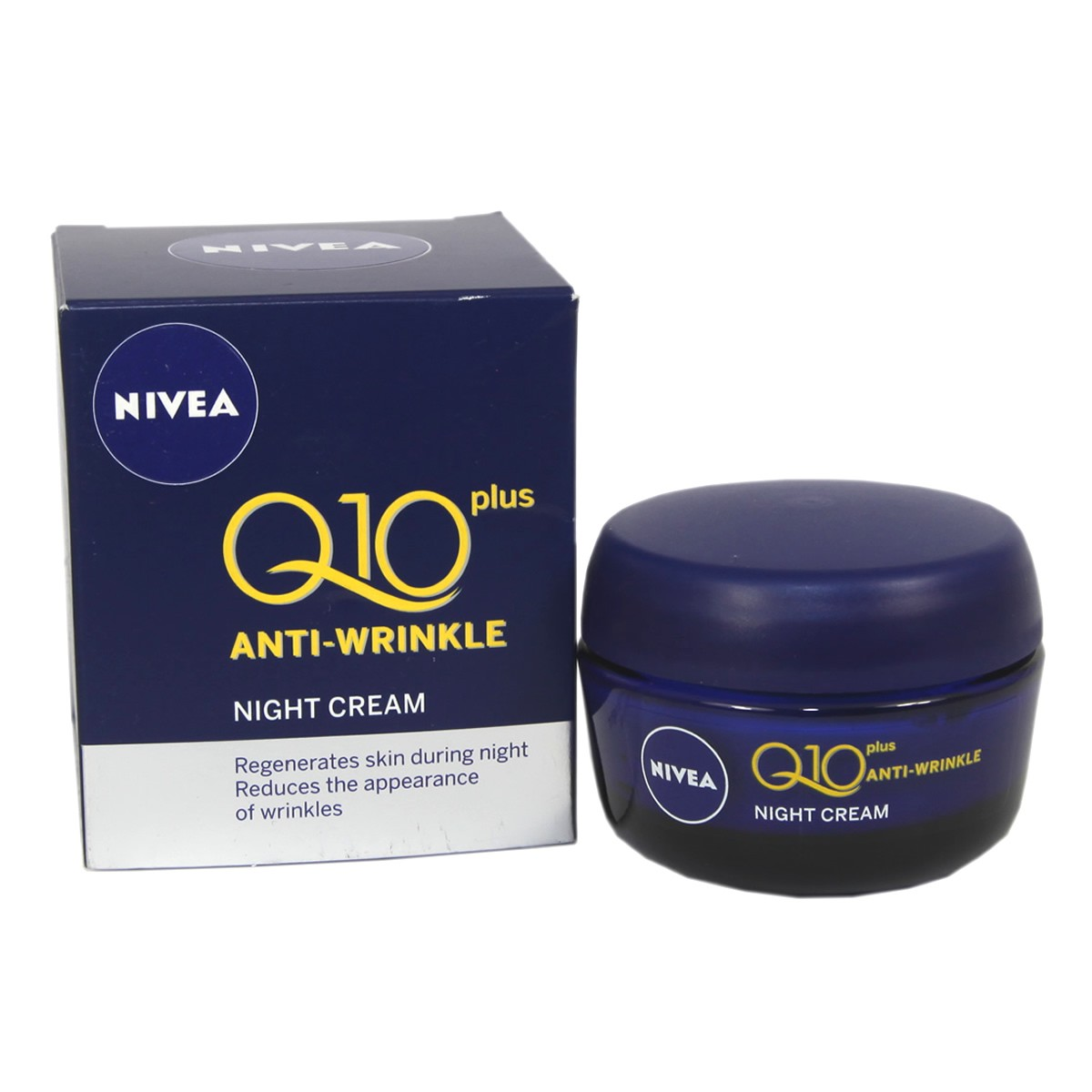 Nivea Visage Q10 Plus Anti-Wrinkle Night Cream