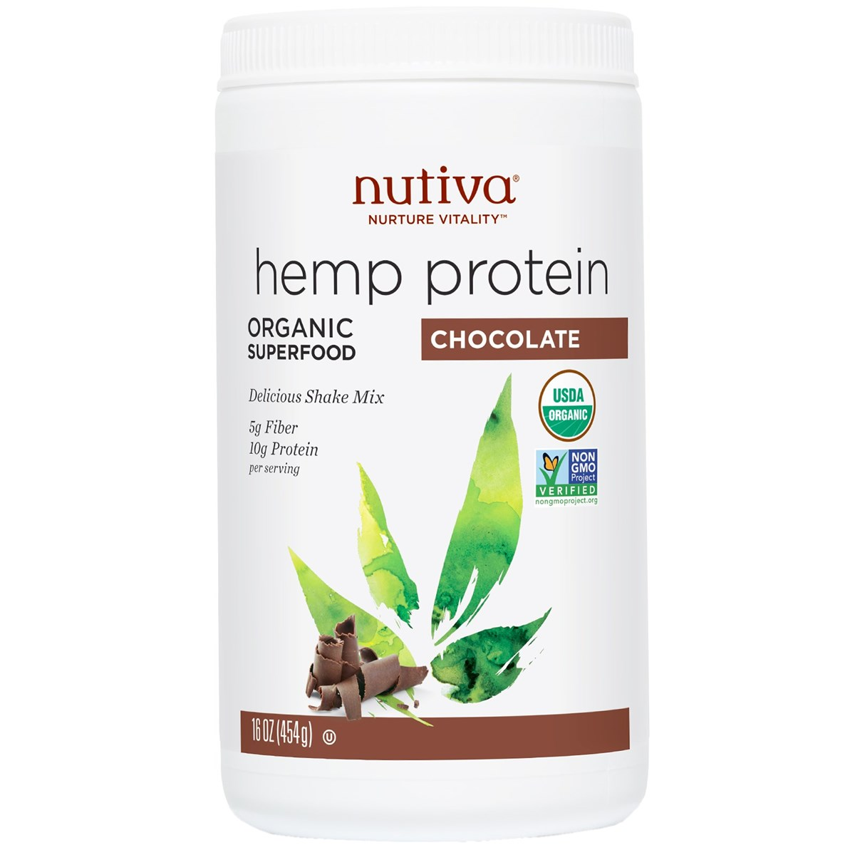 Nutiva Hemp Shake - Chocolate