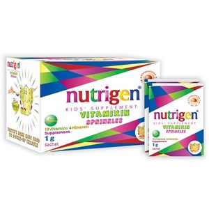 Nutrigen Kids' Supplement Vitamixin Sprinkles