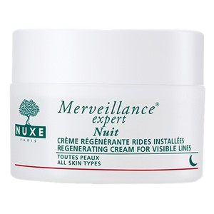 Nuxe Merveillance Expert Night Cream All Skin Types