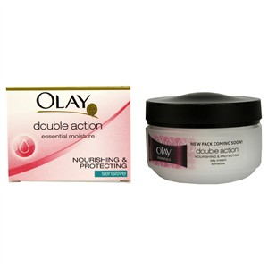Olay Double Action Nourishing & Protecting Cream - Sensitive Skin