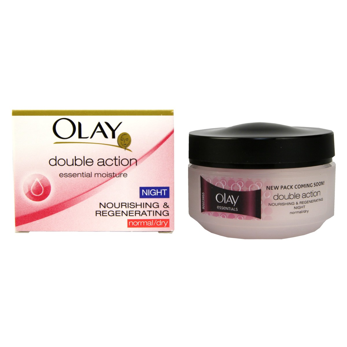 Olay Double Action Nourishing & Regenerating Night Cream - Normal/ Dry Skin
