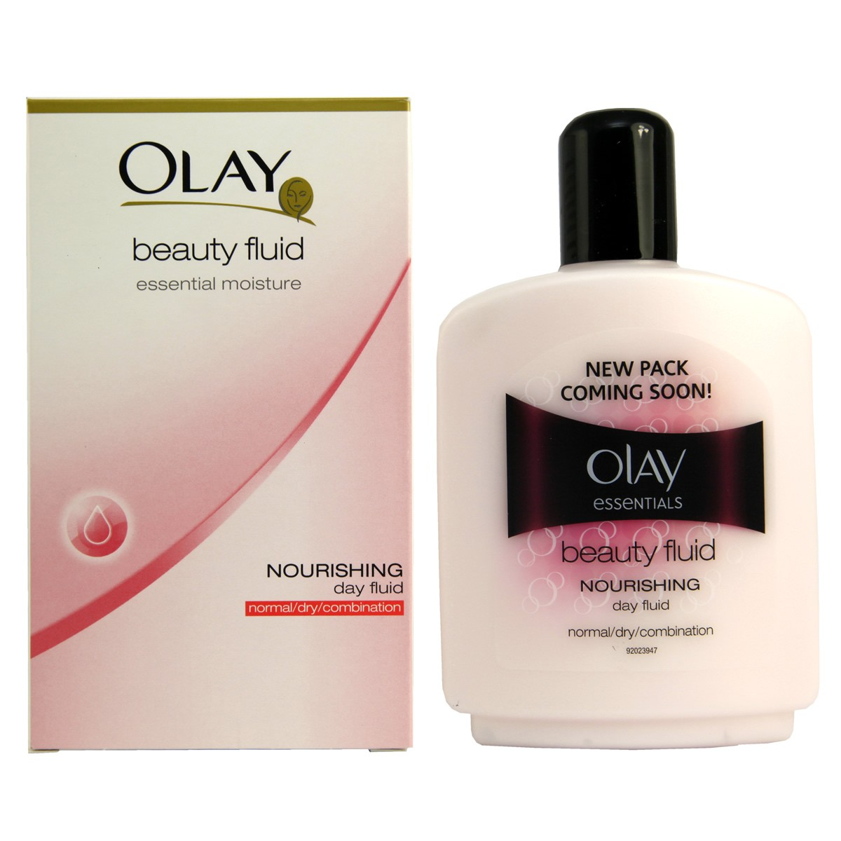 Olay Nourishing Beauty Fluid - Normal/ Dry/ Combination Skin