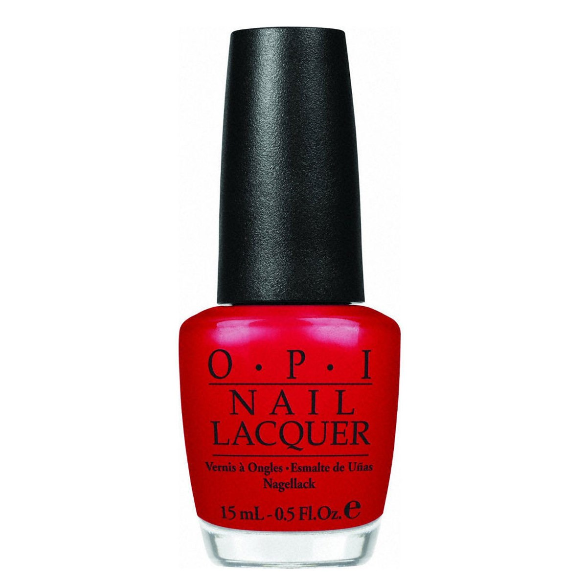 OPI Classic Nail Lacquer Color So Hot It Berns