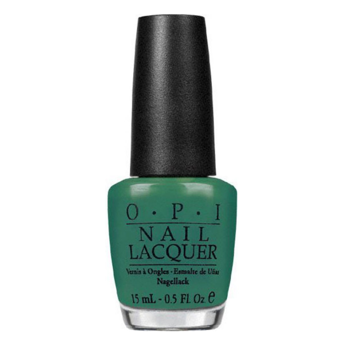 OPI Classic Nail Lacquer Jade Is the New Black