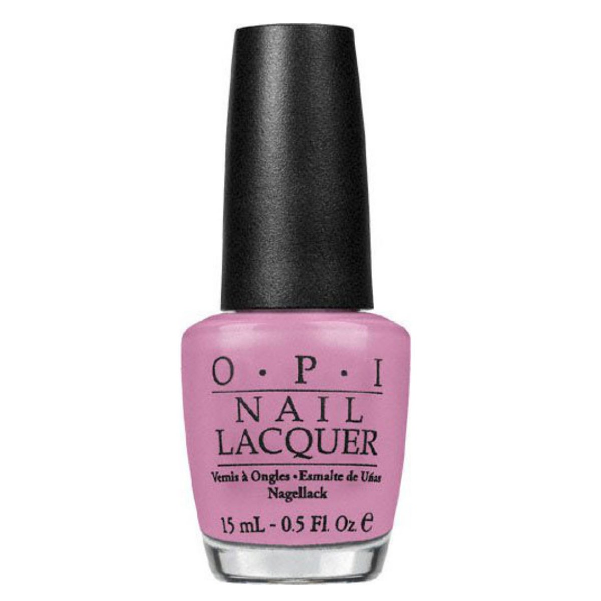 OPI Classic Nail Lacquer Lucky Lucky Lavender