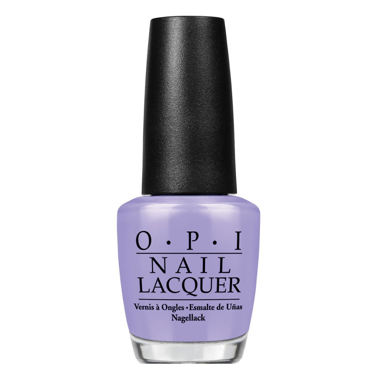 OPI Euro Centrale Nail Lacquer You're Such A Budapest