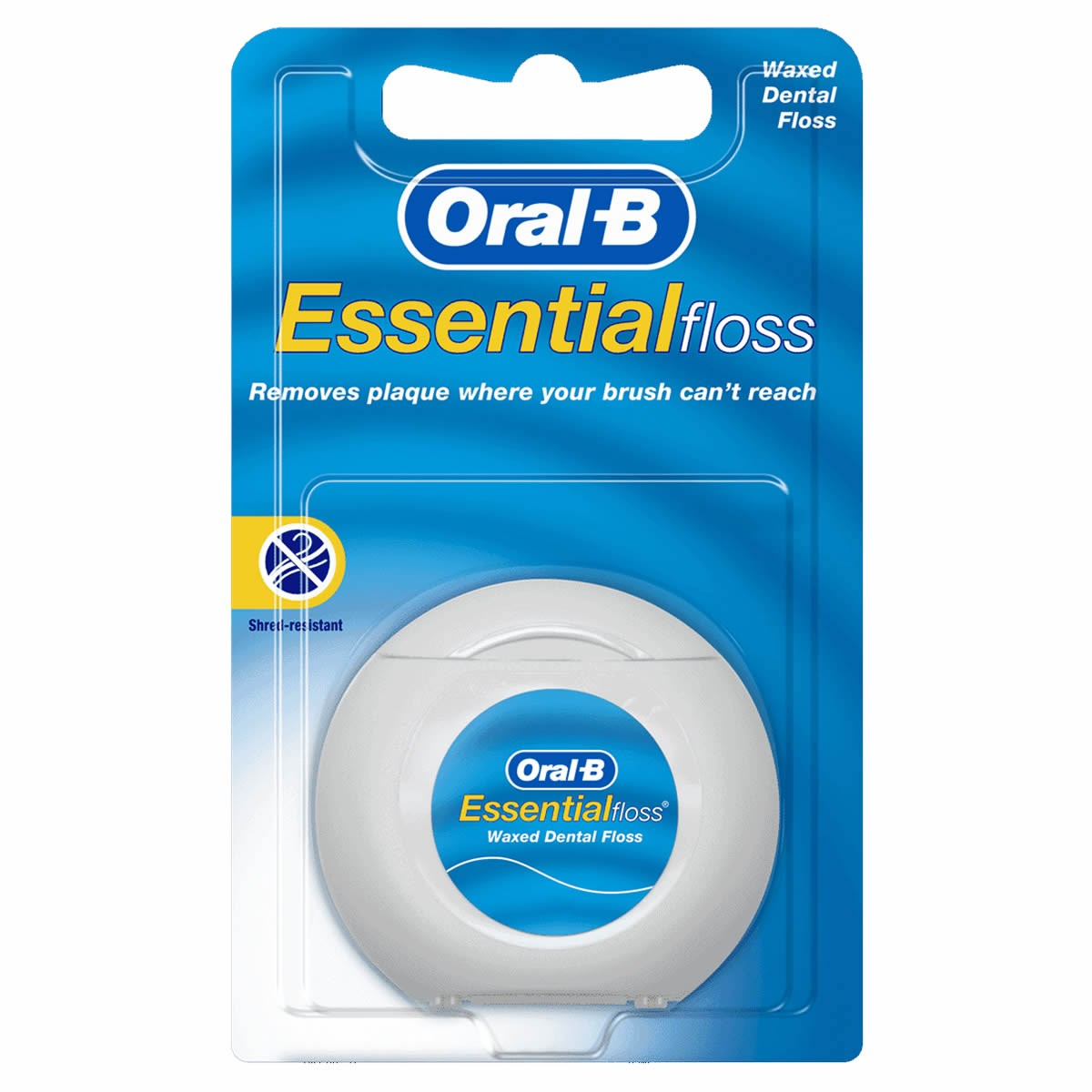 Oral-B Essential Waxed Dental Floss