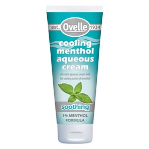 Ovelle Cooling Menthol Aqueous Soothing Cream