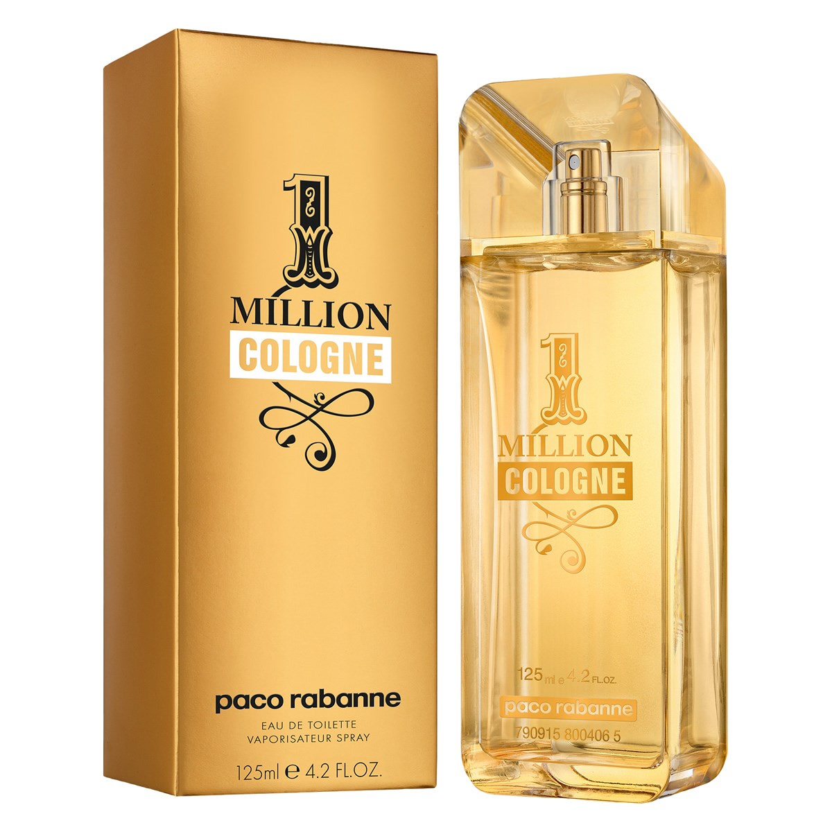 Paco Rabanne 1 Million Cologne Eau de Toilette Spray