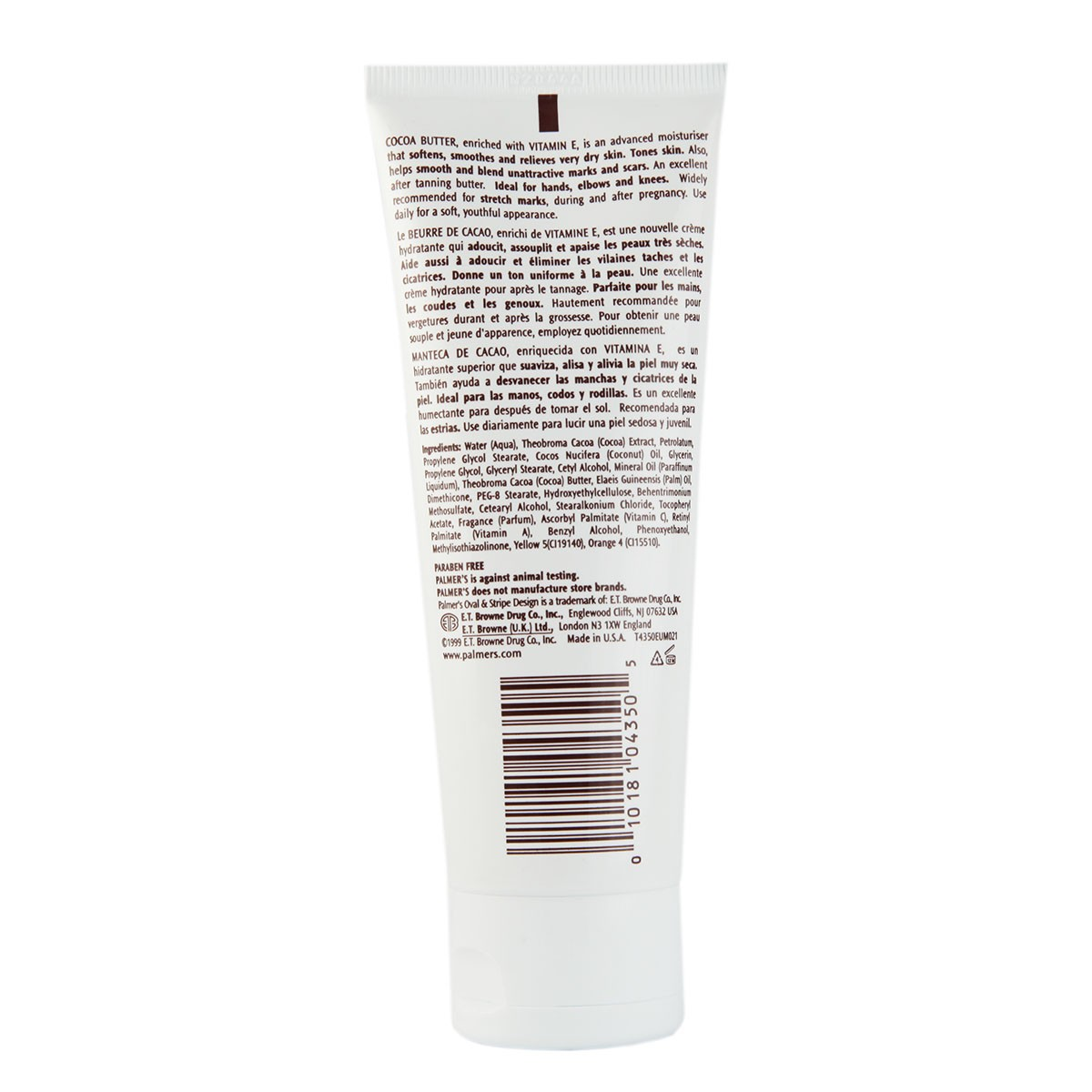 Palmer's Cocoa Butter Formula Soften & Relives Rough, Dry Skin Concentrated Cream