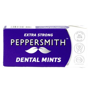 Peppersmith Extra Strong Dental Mints
