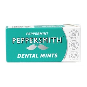 Peppersmith Peppermint Dental Mints
