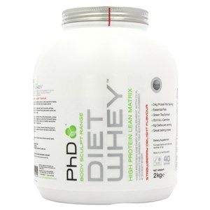 PhD Nutrition Diet Whey 2000g