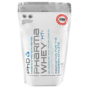 PhD Nutrition Pharma Whey HT+ Pouch 908g