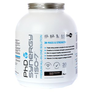 PhD Nutrition Synergy-ISO-7 - 2000g
