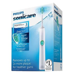 Philips Sonicare EasyClean HX6511 Toothbrush