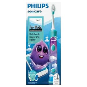 Philips Sonicare For Kids HX632204 Electric Toothbrush