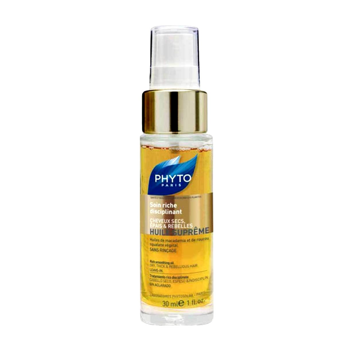 Phyto Huile Supreme Rich Smoothing Oil - Gift with Purchase
