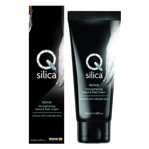 Planet Health Q Silica Repair Strengthening Hand & Nail Cream
