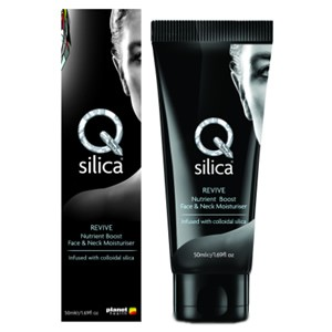 Planet Health Q Silica Revive Nutrient Boost Face & Neck Moisturiser