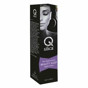 Planet Health Q Silica Skin Regeneration Beauty Sleep Night Cream