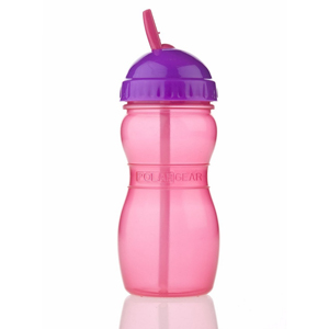 Polar Gear Aqua Sip Flip Bottle - Pink