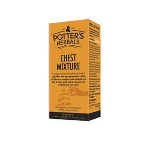 Potters Chest Mixture