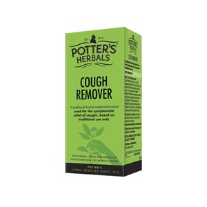 Potters Cough Remover