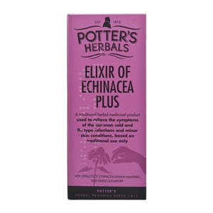 Potters Elixir of Echinacea