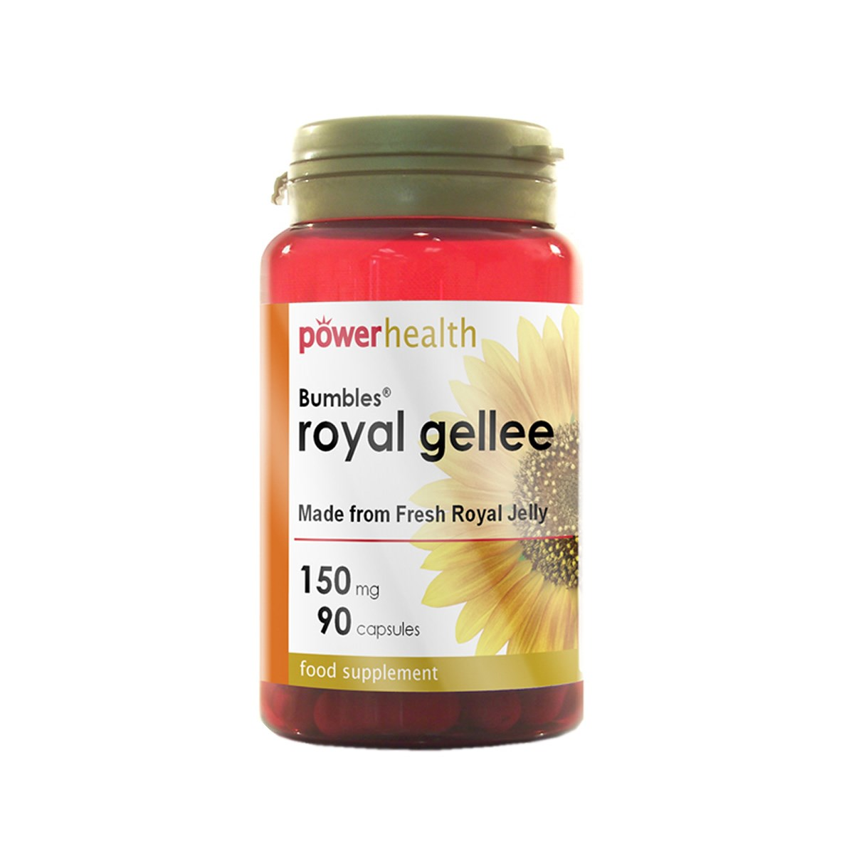 Power Health Bumbles Royal Gellee 150mg Capsules