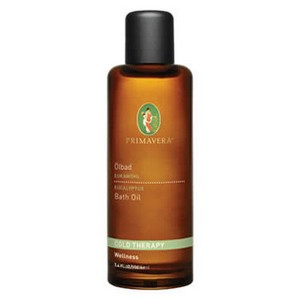Primavera Cold Therapy Organic Eucalyptus Bath Oil