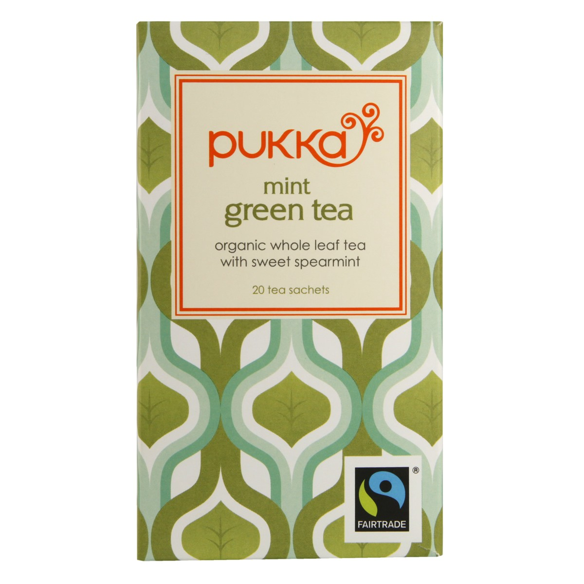 Pukka Mint Green Tea