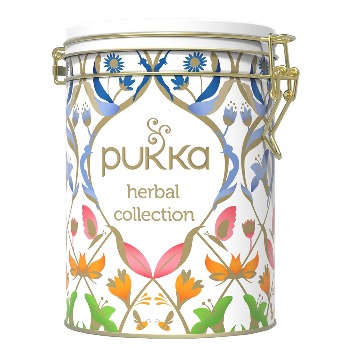 Pukka Organic Herbal Collection Tin