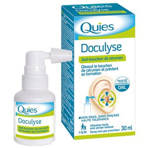 Quies Doculyse Earwax Remover