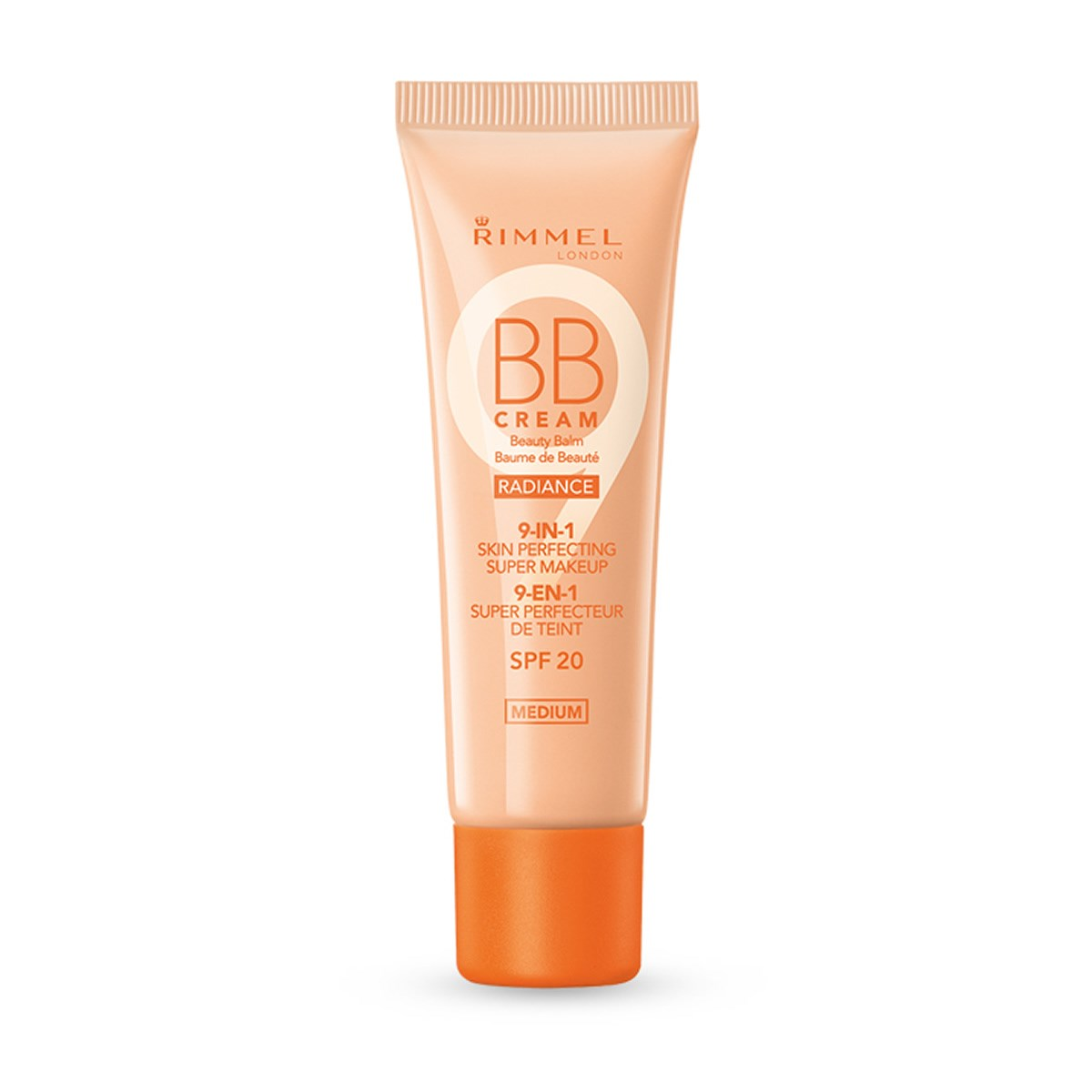 Rimmel BB Cream Radiance 9-in-1 Skin Perfecting Super Make-up