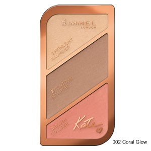 Rimmel Kate Sculpting & Highlighting Palette