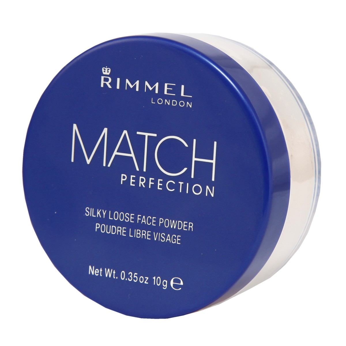 Rimmel Match Perfection Silky Loose Face Powder
