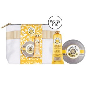 Roger & Gallet Bois d'Orange Hand Care Set