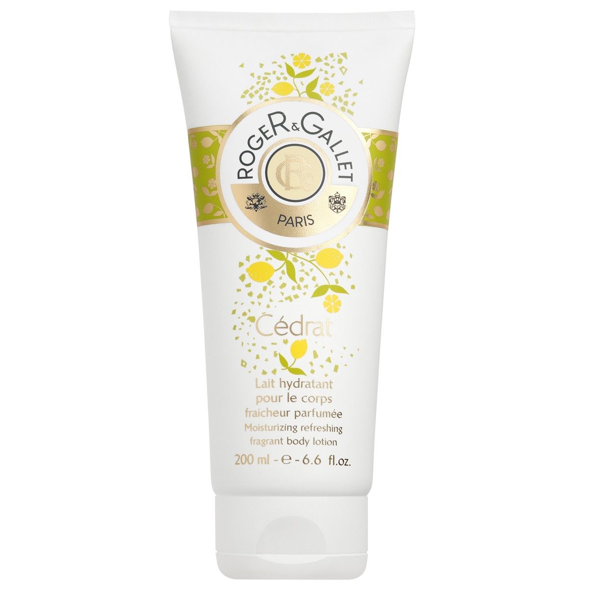 Roger & Gallet Citron Body Lotion