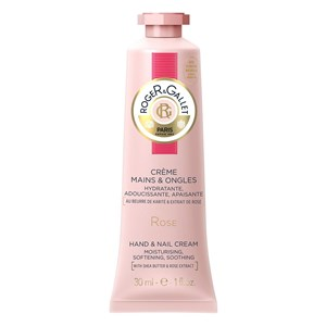 Roger & Gallet Rose Hand & Nail Cream