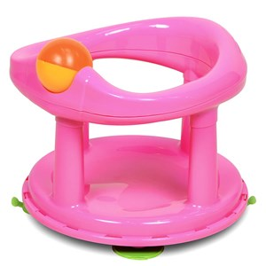 Safety 1st New Style Swivel Bath Seat Pink
