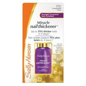 Sally Hansen Miracle Nail Thickener for Soft, Thin Nails