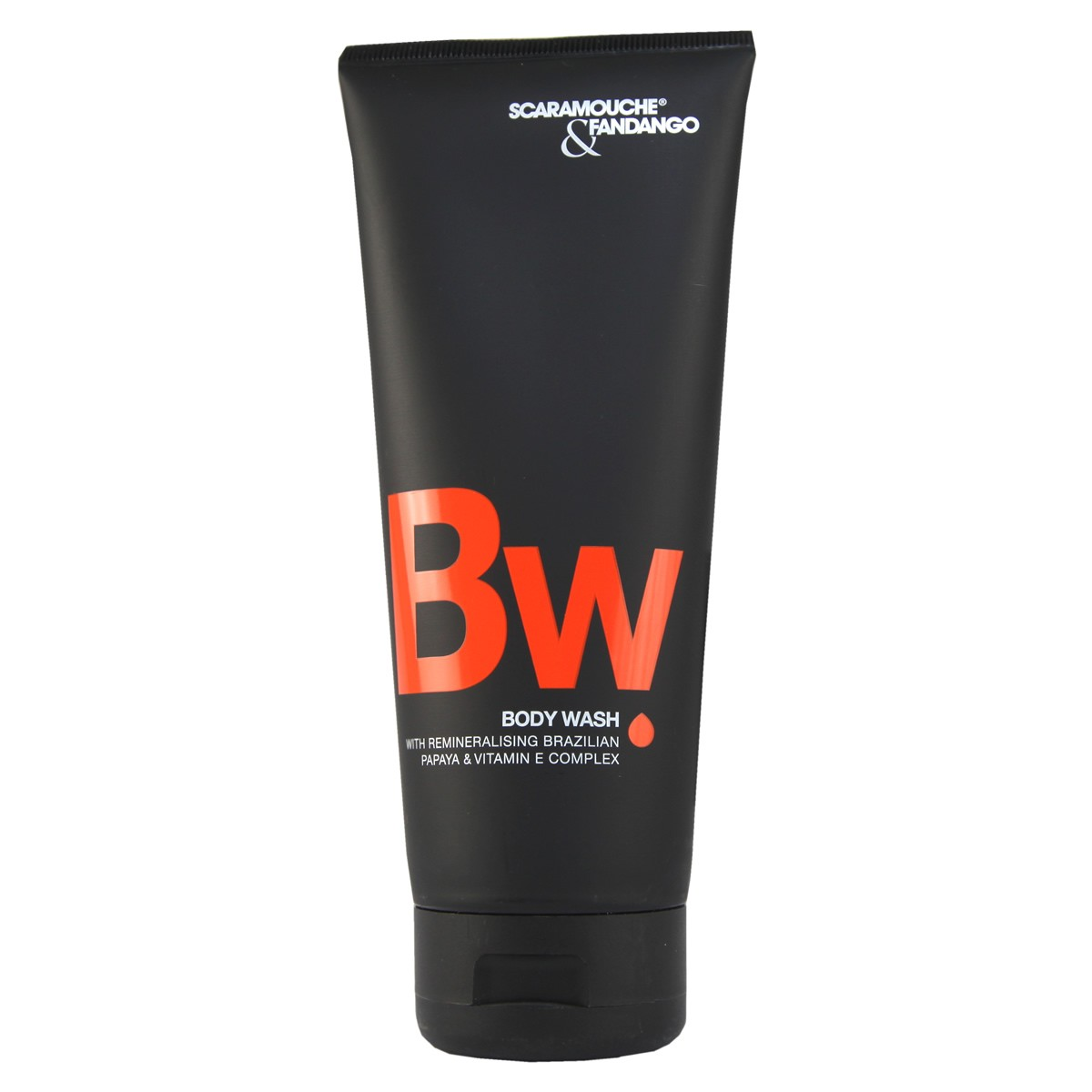 Scaramouche & Fandango Body Wash with Brazilian Papaya & Vitamin E Complex