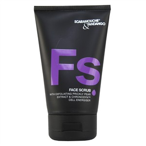 Scaramouche & Fandango Face Scrub with Chronodyn Cell Energiser