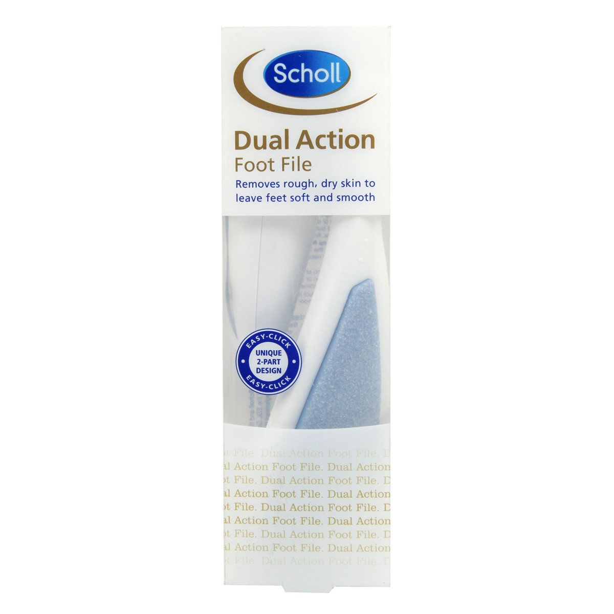 Scholl Dual Action Foot File