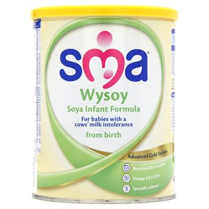 SMA Wysoy Soya Infant Formula (From Birth)
